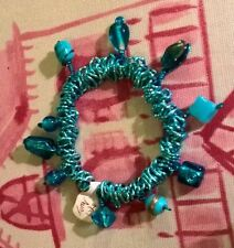 Glass Chain/Link Adjustable Costume Bracelets