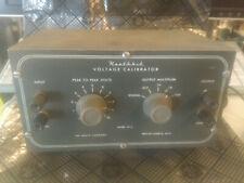 Heathkit voltage calibrator - Model VC-2 - Grey / Dark Grey version