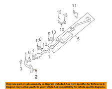 GM OEM Rear Suspension-Hanger Bolt 11516328