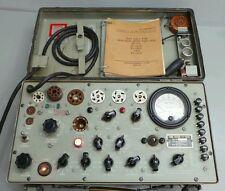 TV-7 D/U Vacuum, Electron Tube Tester