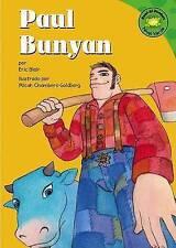 Paul Bunyan (Read-it! Readers en Español: Cuentos exagerados) (Spanish Edition)