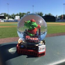 Lowell Spinners CANALIGATOR SNOW GLOBE SGA 7/25/18, 1 of 1000