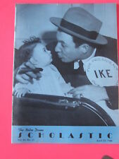 The Notre Dame Scholastic April 23, 1948 Frank Leahy Tripucka Lujack