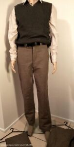The Railway Man Movie Film W/robe Colin Firth Eric's Screen Matched Used Outfit