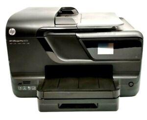 Refurbished w/ INK!! HP Officejet PRO 8600 WIRELESS Inkjet Printer Duplex Fax