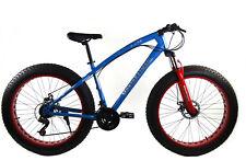 Fatbike 26 Pollici Bicicletta 21. MARCE FORCELLA MTB MOUNTAIN BIKE monsterbike RH 45 cm