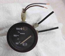 Iveco Air Brakes Pressure Gauge - Dual Needle Display - USED - TESTED