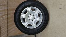 Ford Ranger 2018 XLT OEM alloy wheels and tyres