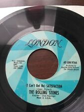 "The Rolling Stones-(I Can't Get No) Satisfaction 7"" Vinyl Single"