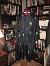 Cynthia Rowley Silk Polka Dot Dress Size 8