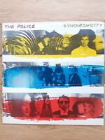 The Police ‎– Synchronicity A&M Records ‎– AMLX 63735 Vinyl, LP, Album