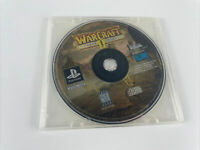 WarCraft II 2: The Dark Saga (Sony PlayStation 1, 1998) PS1 Game Only TESTED