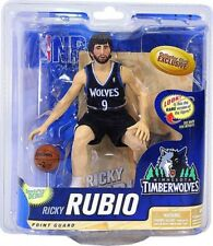 NBA Sports Picks Collectors Club Exclusive Ricky Rubio Exclusive Action Figure