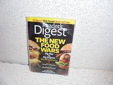 Vintage Reader's Digest Magazine October 2013             Readers Digest 13