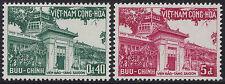 VIETNAM du SUD N°104/105* Musée de Saigon, 1959 South Viet Nam Museum MLH