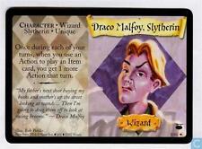 Harry Potter TCG Diagon Alley Draco Malfoy, Slytherin 5/80