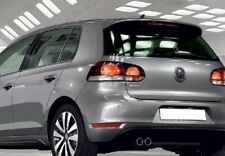 SPOILER POSTERIORE ALETTONE VW GOLF VI MK6 REAR SPOILER DAL 2008-12 IN ABS GTI R