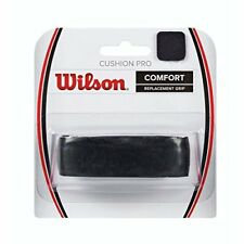 Wilson Tennis Cushion Pro Racket Grip - Black