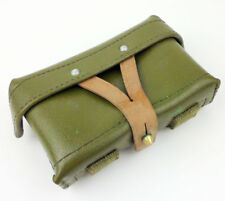 SURPLUS POUCH CHINESE ARMY 56TYPE AMMO POUCH SKS POUCH LEATHER-0312