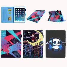 Fashio Girl Cute Smart Magnetic Cover Case For Apple&Samsung iPad Mini 9.7 Tab A