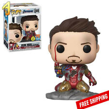 Funko POP! #Avengers I Am Iron Man #580 PX Previews Exclusive Glow In The Dark