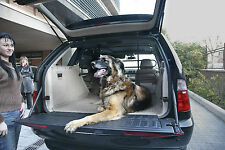 Sumex Car Brand Vehicle Adjustable Black Heavy Duty Dog Pet Safety Barrier Guard