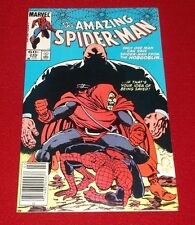 THE AMAZING SPIDER-MAN # 249 2/84 NM 9.2 NEAR MINT THE HOBGOBLIN KINGPIN