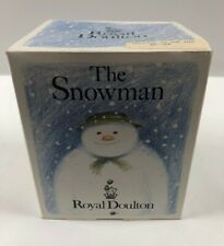 The Snowman Royal Doulton Walking In The Air Beaker
