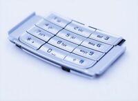 Original nokia N95 Tastatur-Matte, Touches,Clavier,Argent,Argent