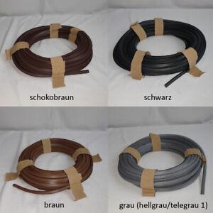 Terrassenfugenband für Holz + WPC, schwarz braun schokobraun grau