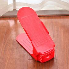 Creative Plastic Shoes Rack Organizer Space - Saving Storage Adjustable Durable