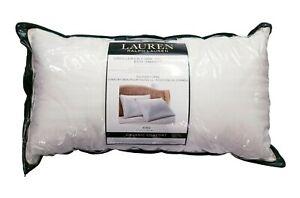 Lauren Ralph Lauren 100% Cotton Organic Comfort Pillow 20in x 36in - King