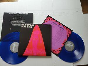 Electric Wizard - Black Masses 1ST Press Bleu Vinyle W/Insertion Doom (LP)