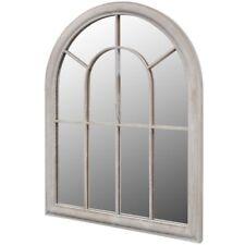 Rustic Garden Arch Mirror 89x69cm for Indoor Outdoor