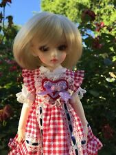 New 1/6 26cm BJD SD Doll Including doll/wig/clothes/shoes/socks Ball Jointed Dol