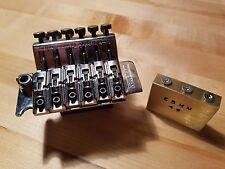 Ernie Ball Music Man Axis Floyd Rose Tremolo big brass BLOCK ONLY upgrade EBMM