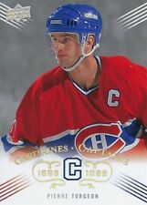 2008-09 Montreal Canadiens Centennial Captains Pierre Turgeon #225