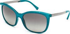 $580 GIORGIO ARMANI MENS BLUE Gradient SQUARE SUNGLASSES GLASSES LENS SHADES 59