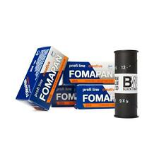 Fomapan 200 Creative Rouleau de Film 120 S/w B/w