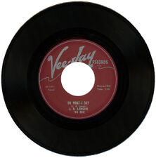"J. B. LENOIR  ""DO WHAT I SAY""   EARLY 60's R&B MOVER    LISTEN!"
