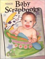 Memory Makers Baby Scrapbooks: Ideas, Tips and Techniques for Baby Scrapbooks, ,