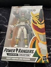 Power Rangers Lightning Collection MMPR Mighty Morphin Lord Drakkon New Rare HTF