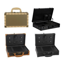 Barber Stylist Suitcase Carrying Case For Clippers Trimmers Scissors Tools