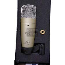 Behringer C-1 C1 Studio Condenser Mic Professional Microphone 689076149112 NEW