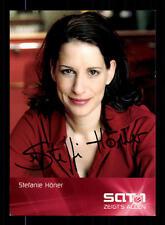 Stefanie Höner Verliebt in Berlin Autogrammkarte TOP ## BC 108568