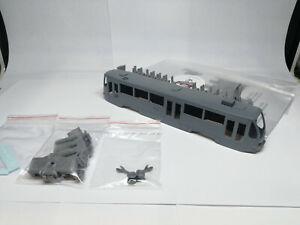 tram, YTM 71-405, ho, h0, 1/87, Straßenbahn, no motor, kit