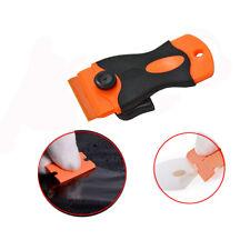 "Standard 1.5"" Blade Scraper Double-Edged Razor Plastic Clean Tool Window Tint"