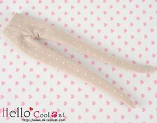 ☆╮Cool Cat╭☆【PP-119】Pullip Pantyhoses Doll Socks # Lotus Root Point