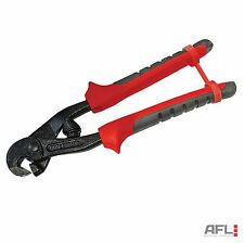 Faithfull TCT Tipped Soft Grip Handle Narrow Tile Cutter Parrot Nippers
