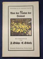 Stütze, Scholz Aus der Natur der Heimat Schülerbuch 1. Heft Ortskunde js